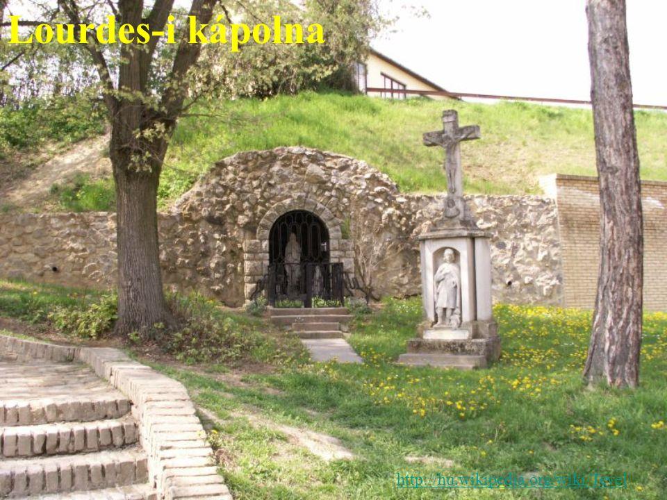 http://hu.wikipedia.org/wiki/Tevel Lourdes-i kápolna