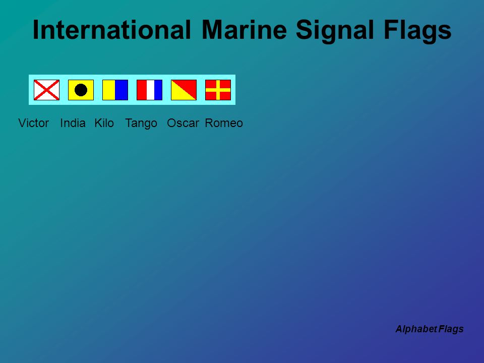 International Marine Signal Flags A; B;C;D;E;F; G; H;I;J;K;L;M;N; O;P;Q;R;S;T;U; V;W; X;Y; Z; Alphabet Flags