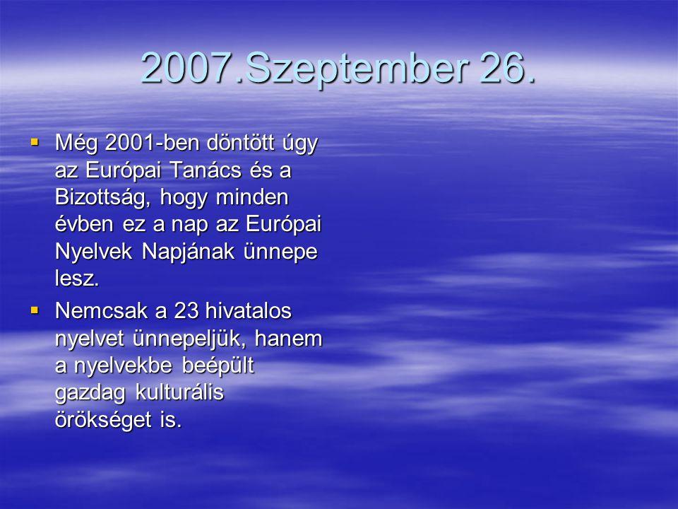 2007.Szeptember 26.