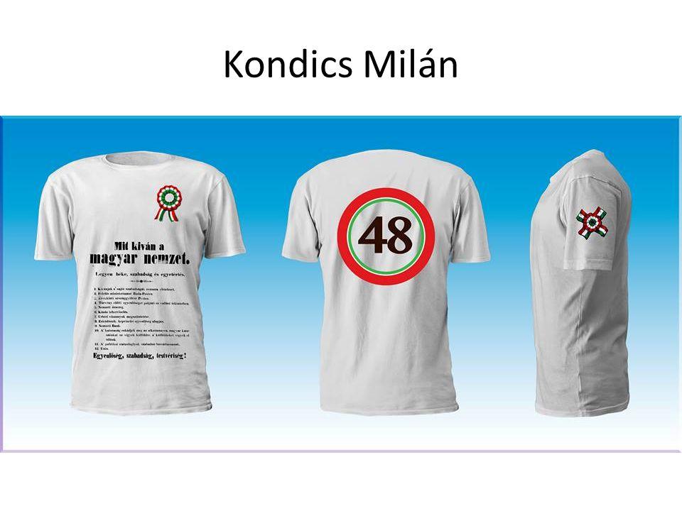 Kondics Milán