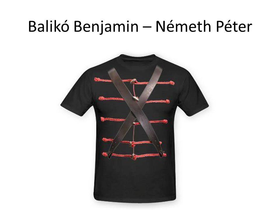 Balikó Benjamin – Németh Péter