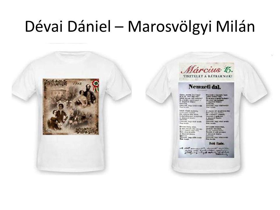 Dévai Dániel – Marosvölgyi Milán