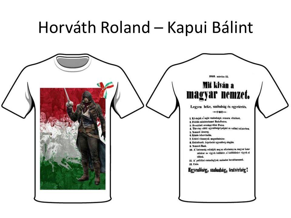 Horváth Roland – Kapui Bálint