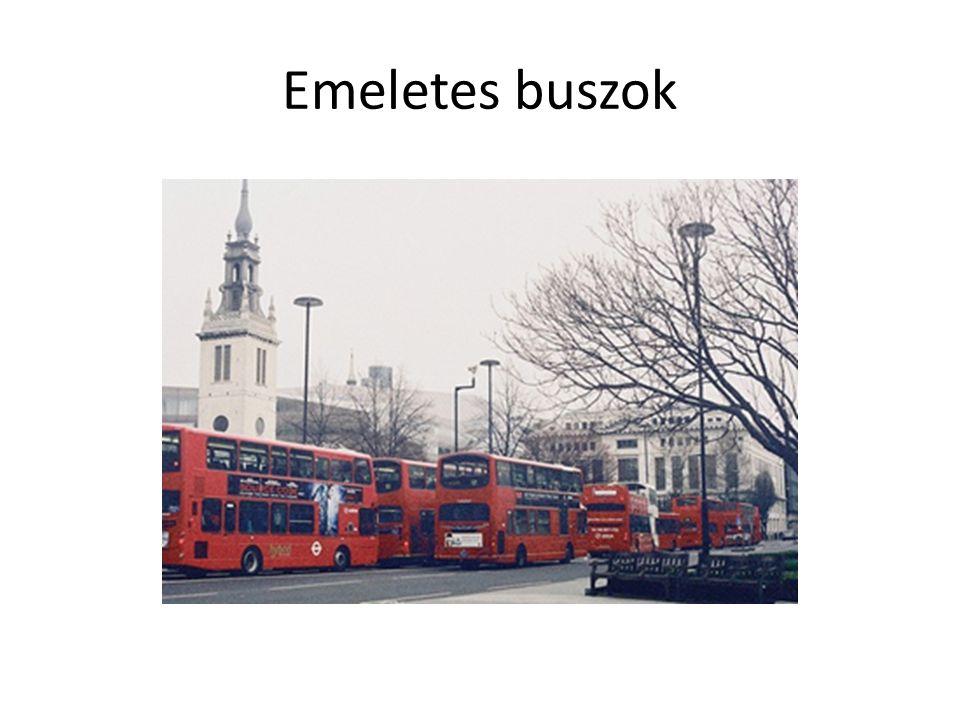 Emeletes buszok