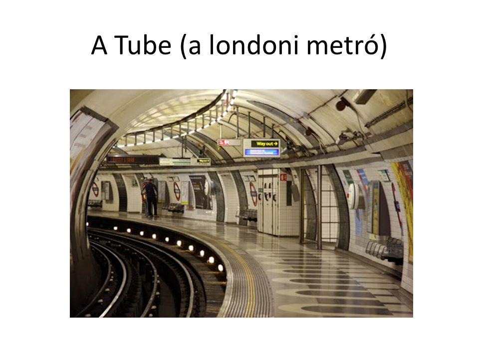 A Tube (a londoni metró)