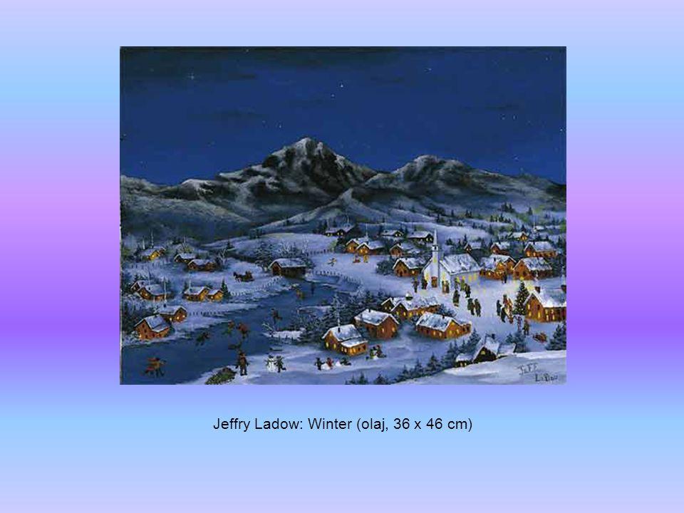 Klaus Spahni: Animus & Anima (akvarell, 89 x 116 cm)