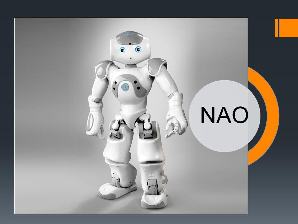 A gyártóról  Francia, Aldebaran Robotics (2005)  Céljuk  Humanoid robotok építése, népszerűsítése  Robotok beillesztése a mindennapokba  Robotjaik felhasználása:  Szórakoztatás  Terápiás jellegű  Segítségnyújtás  Oktatás
