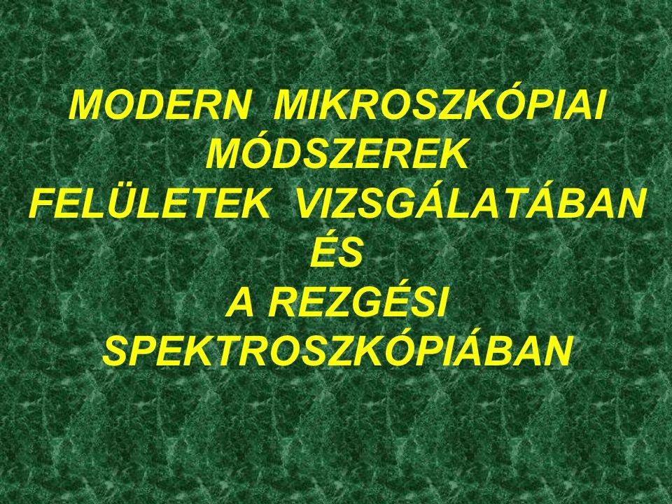 Mikro-CARS: sejtosztódás (29,6x29,6mm,1090cm -1 ) sejthalál (79,6x79,6mm, 2870cm -1 )