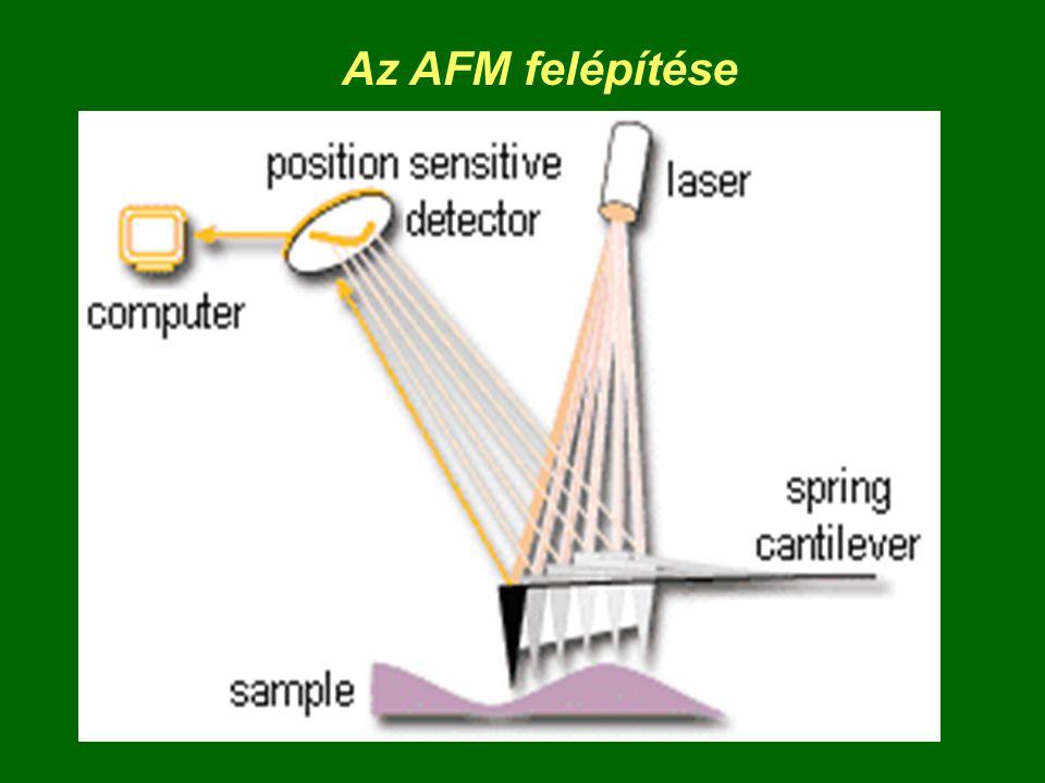 Az AFM felépítése