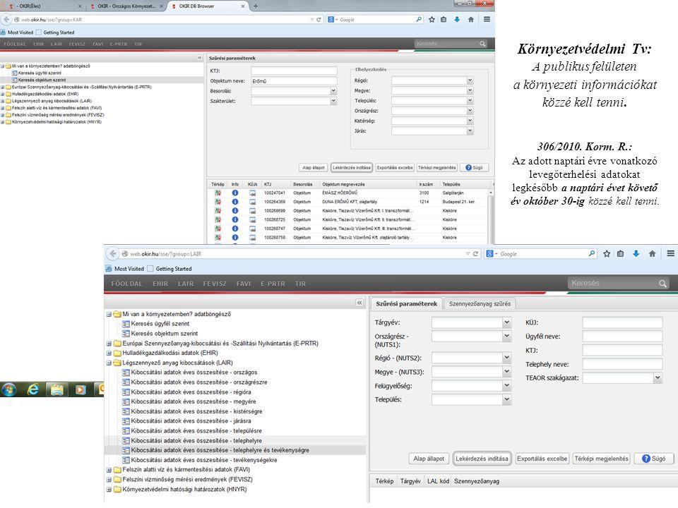 Az elektronikus adatszolgáltatás ellenőrzési szintjei KAR/MEGH lap visszaigazolása után küldhető be a szakterületi adatszolgáltatás!!.