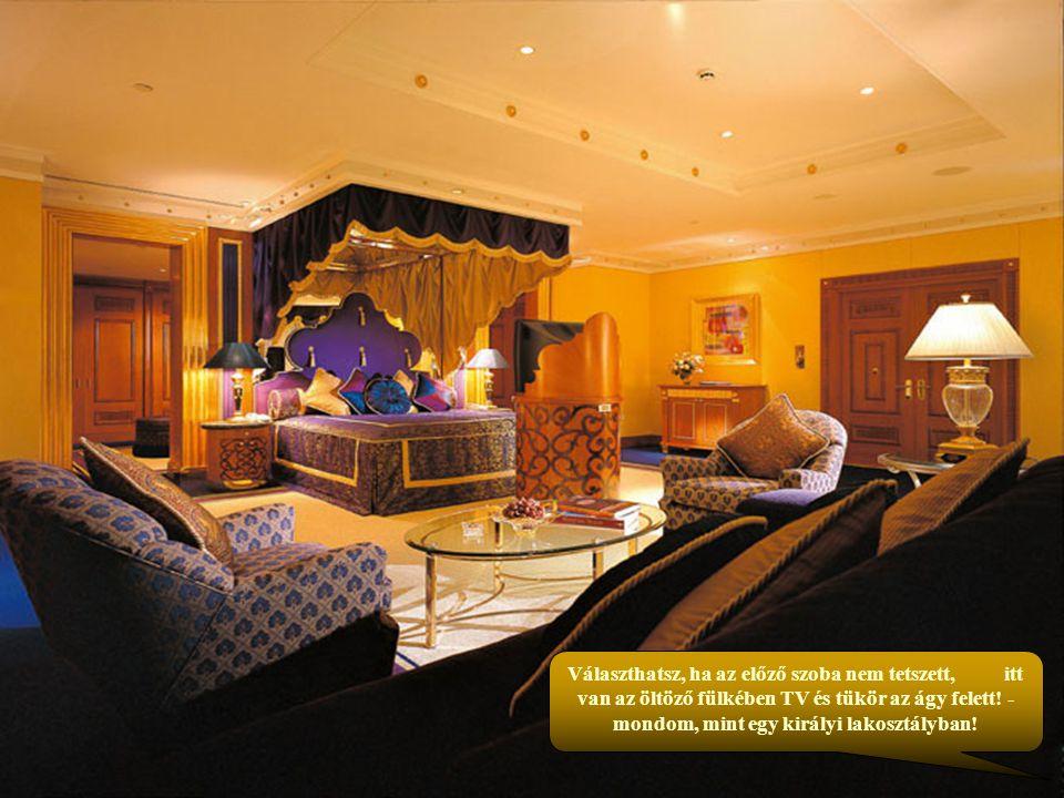 Szoba, de nem az Elyse palotában! El tudod képzelni mennyibe kerül itt egy éjszaka?