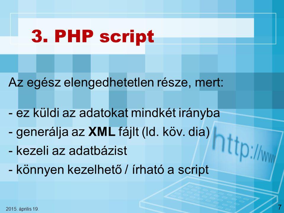 3. PHP script 2015. április 19.