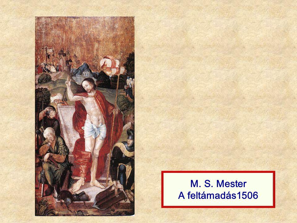 Fra Angelico: Krisztus feltámadása és asszonyok a sírnál 1440-41