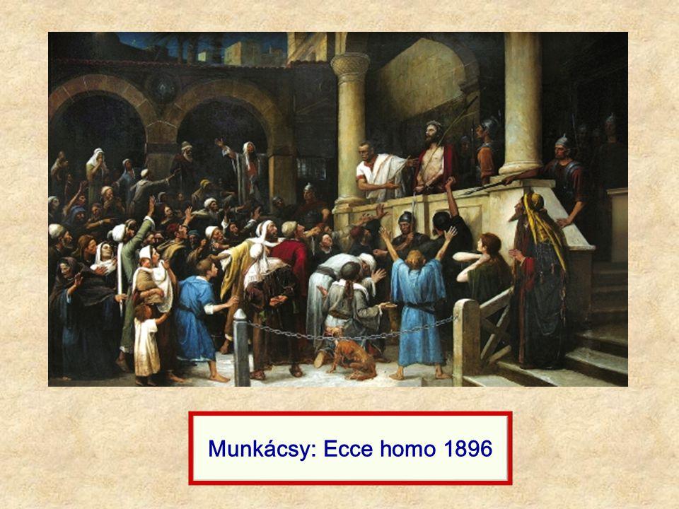 Munkácsy: Ecce homo 1896