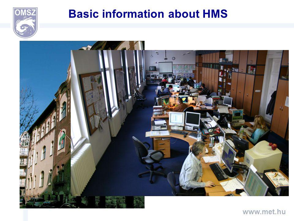 www.met.hu Basic information about HMS