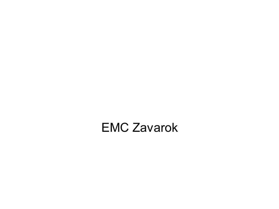 EMC Zavarok