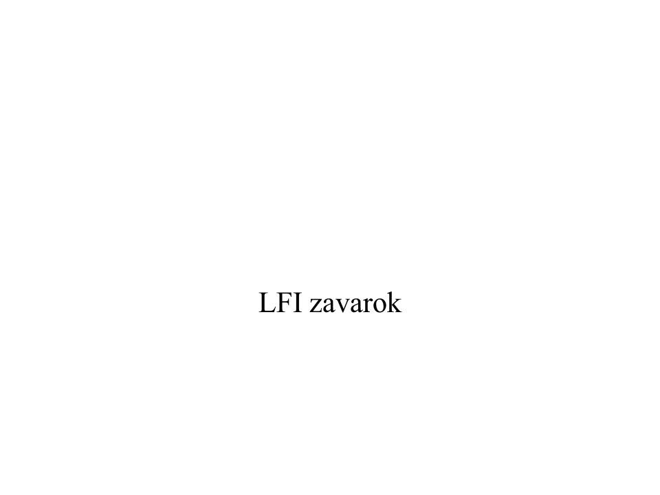 LFI zavarok