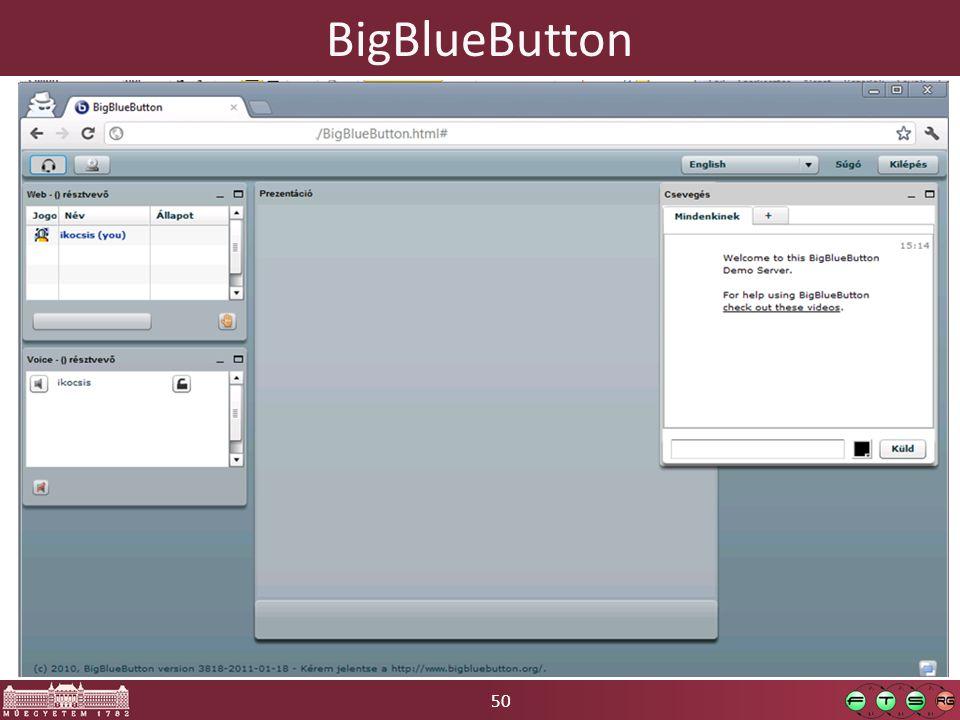 50 BigBlueButton