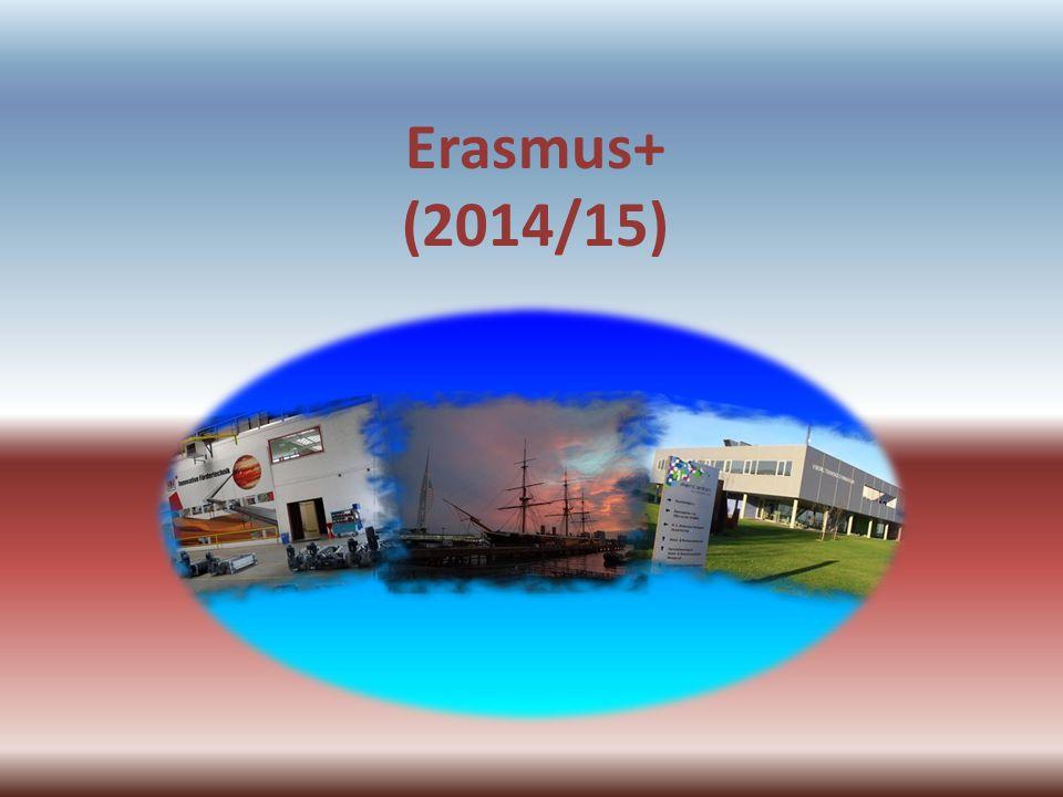 Erasmus+ (2014/15)