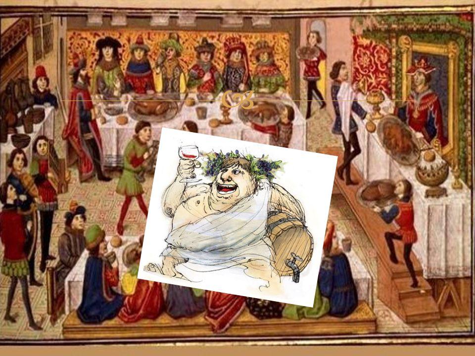   Tejet nem ittak, a vaj fogyasztását barbárságnak tartották.