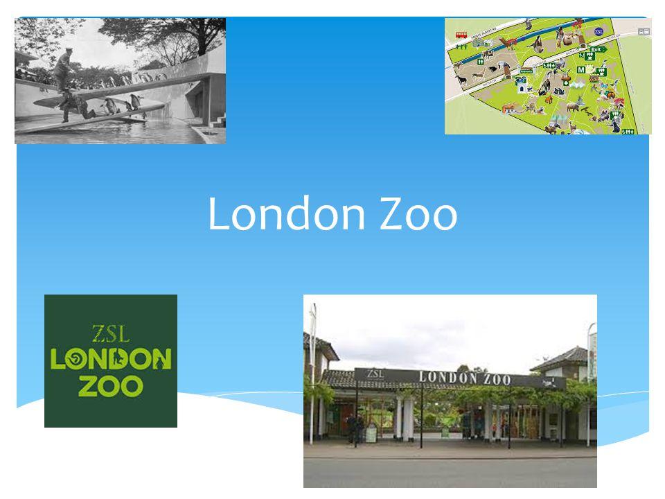  A világ első állatkertje, amelyet 1828-ban hozták létre és 1947-ben nyitották meg.