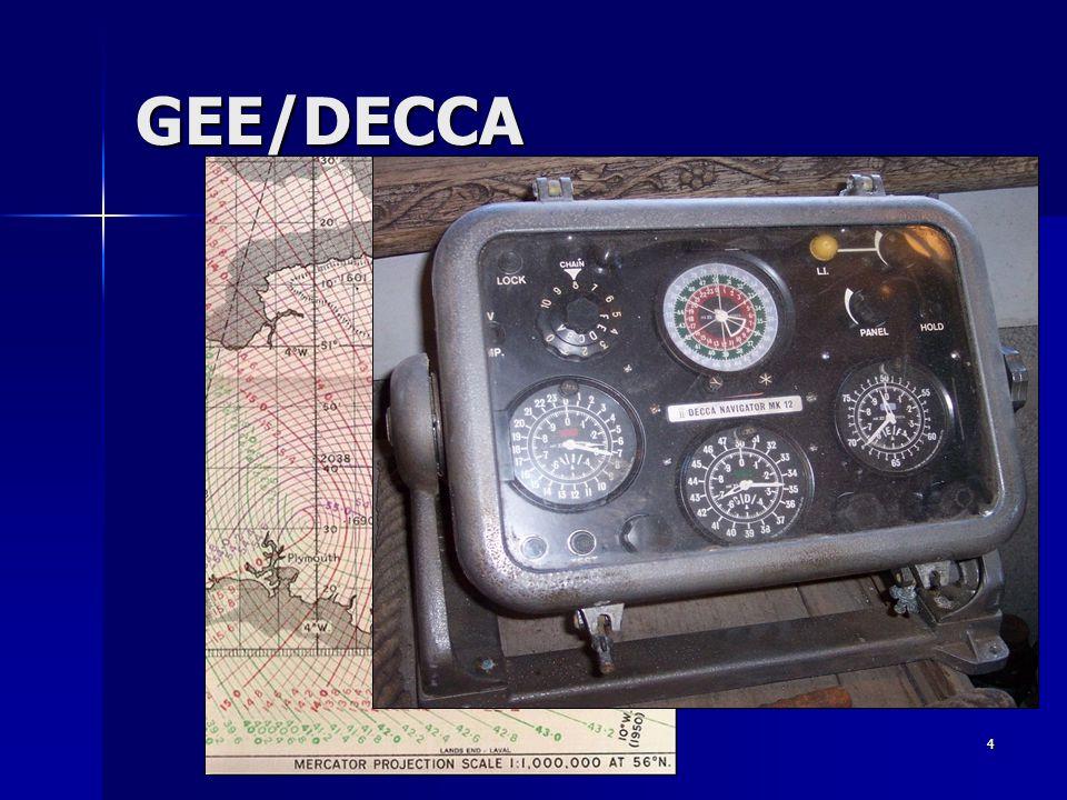 2014. 09. 18 GPS EA4 GEE/DECCA