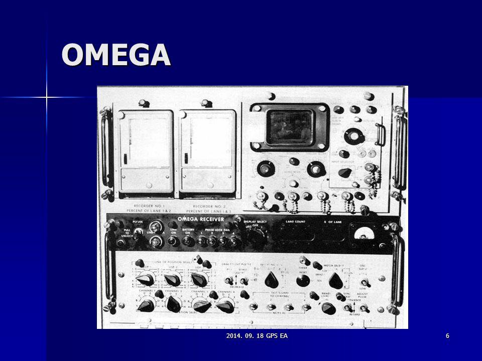 2014. 09. 18 GPS EA6 OMEGA