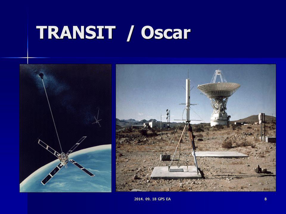 2014. 09. 18 GPS EA8 TRANSIT / Oscar