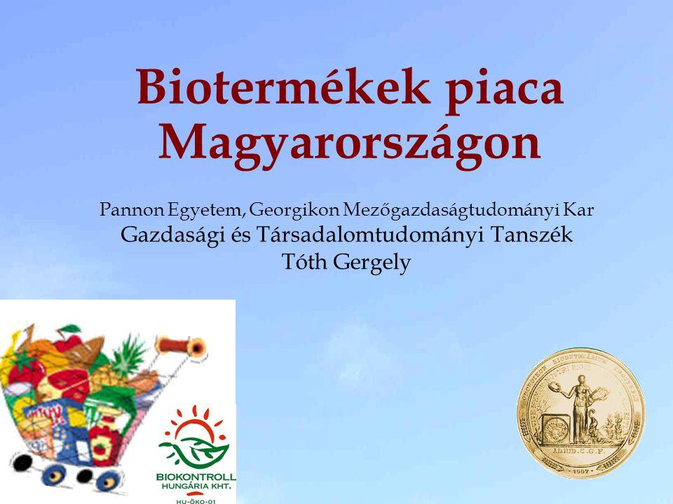 II. A biotermékeket övező mítoszok