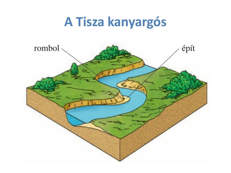 A Tisza kanyargós