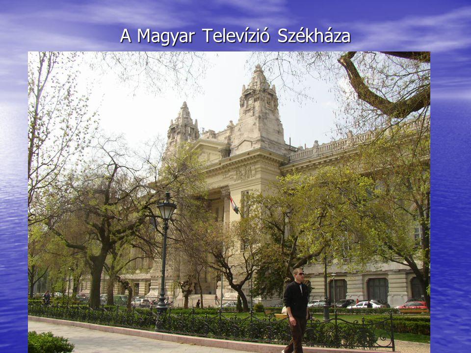 A Magyar Televízió Székháza