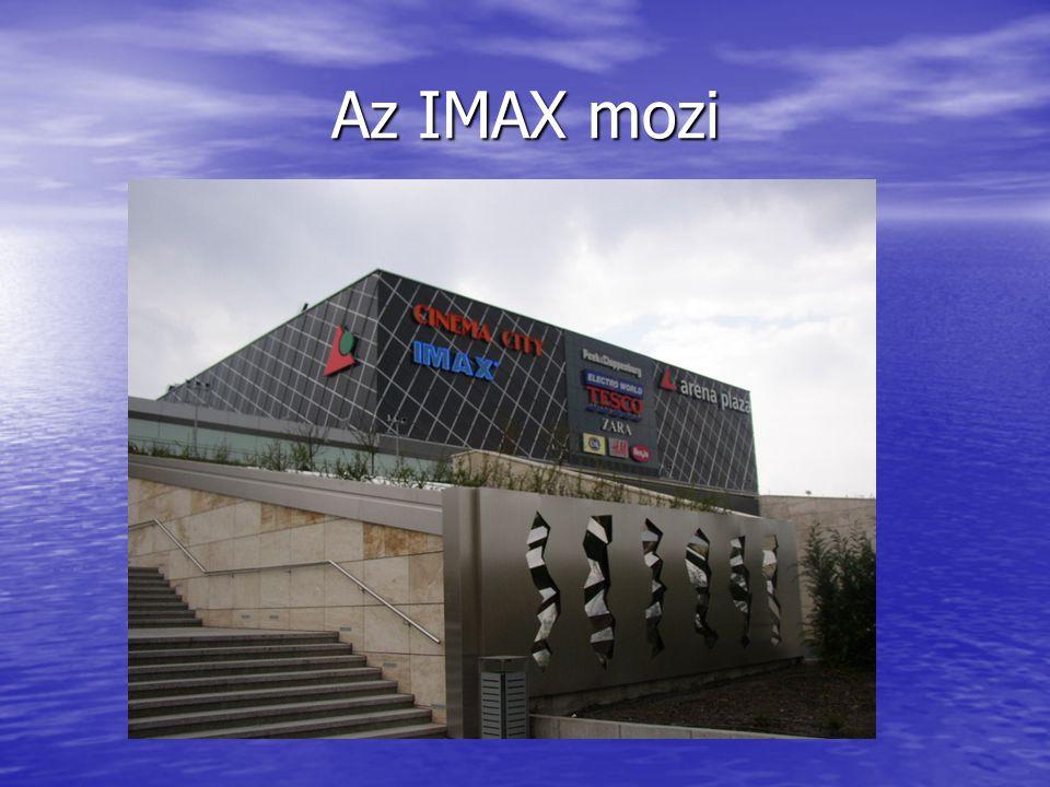 Az IMAX mozi