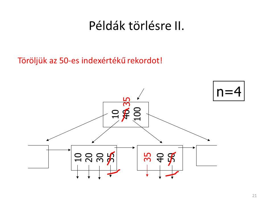 Törlés III.