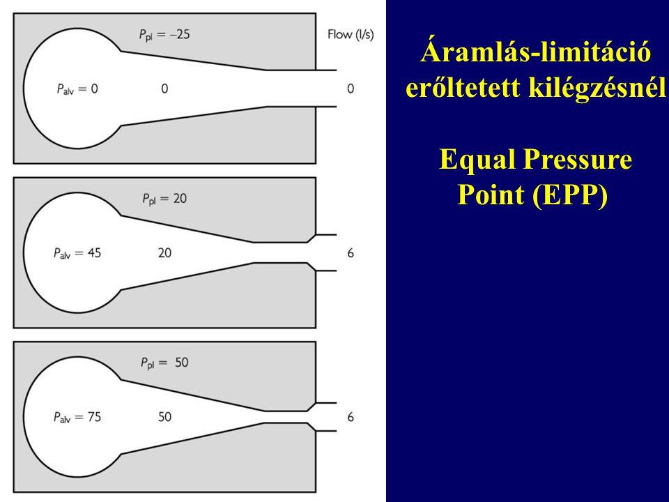 Spirogram és áramlás-térfogat görbe