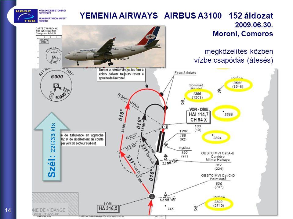 13 AIR FRANCE AIRBUS A330 228 áldozat 2009.06.01.