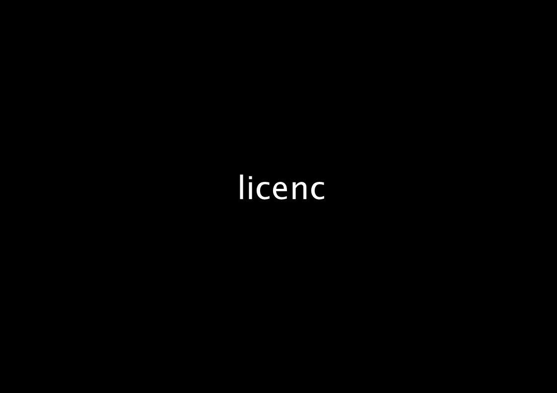Nem egy licenc