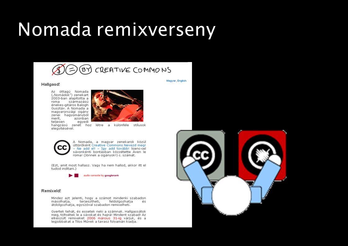 Nomada remixverseny