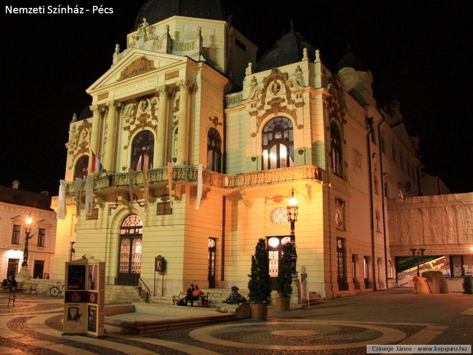 Szeged – Móra Ferenc múzeum