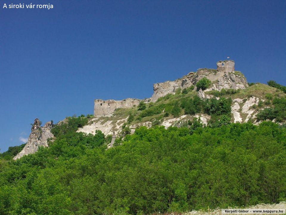 A siroki vár romja