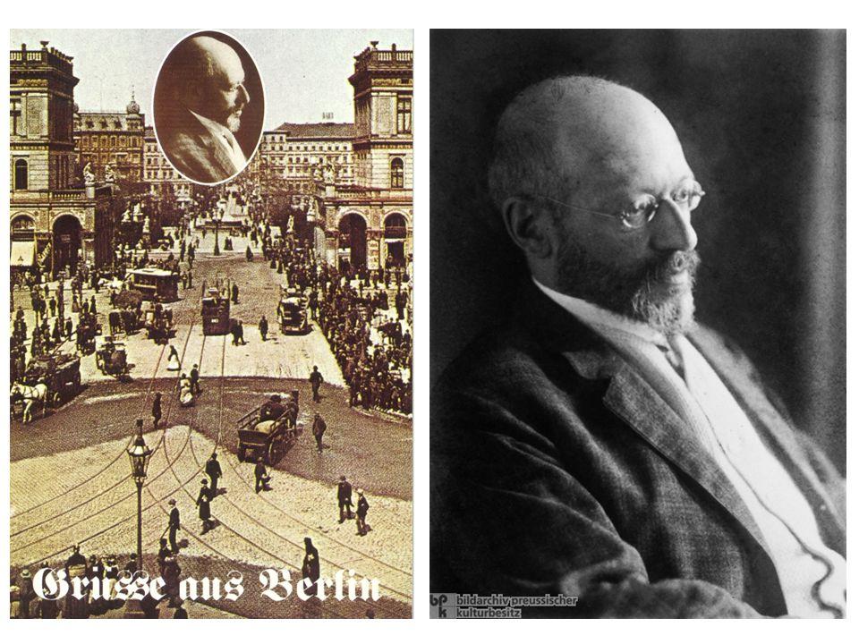 A nagyváros és a szellemi élet (1903): kötöttség és személyes szabadság A pénz filozófiája (1900): Az életstílus Társasság, divat, női kultúra Városelemzések Georg Simmel (1868-1919)