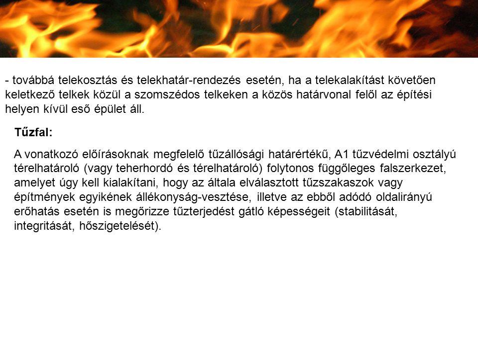 """""""Nem tűzveszélyes (jelzése: """"E ) tűzveszélyességi osztályba tartozik: a) a nem éghető anyag, b) az a veszélyességi övezet, helyiség, szabadtér, ahol nem éghető anyagot 300 °C alatti hőmérsékleten előállítanak, feldolgoznak, használnak, tárolnak vagy forgalomba hoznak."""