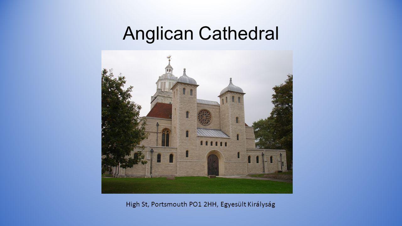 Anglican Cathedral High St, Portsmouth PO1 2HH, Egyesült Királyság