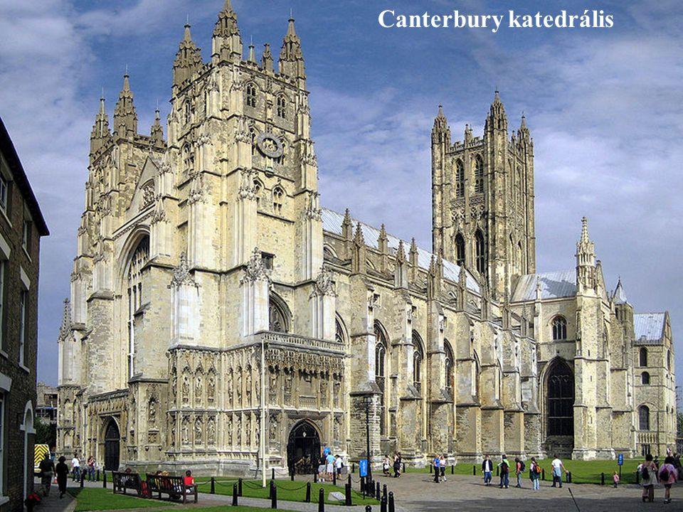 Durham-i vár, Északkelet Angliában A XI. században kezdték építeni legrégebbi részét