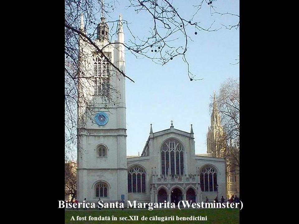 Biserica San Martín -Canterbury Este biserica cea mai veche din Anglia