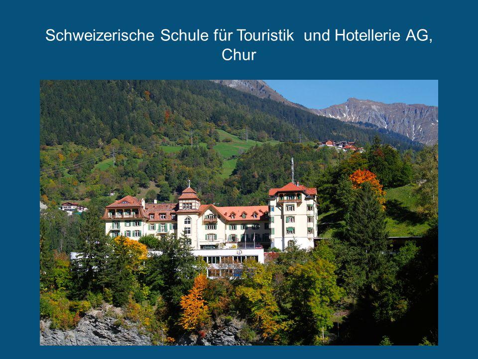 Schweizerische Schule für Touristik und Hotellerie AG, Chur