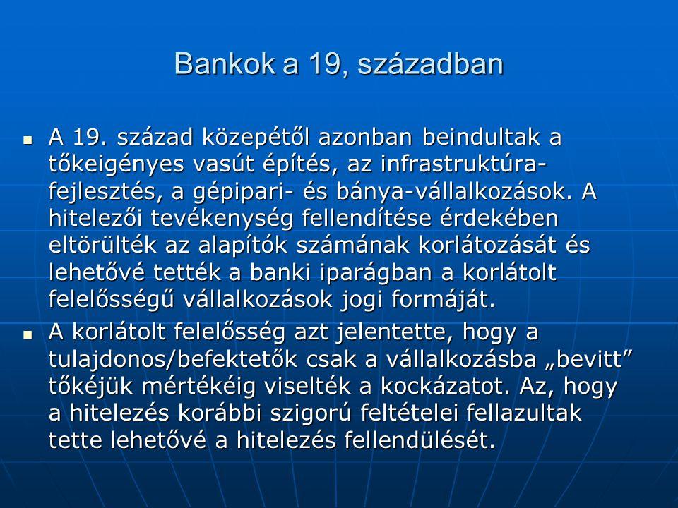 Bankok a 19, században A 19.