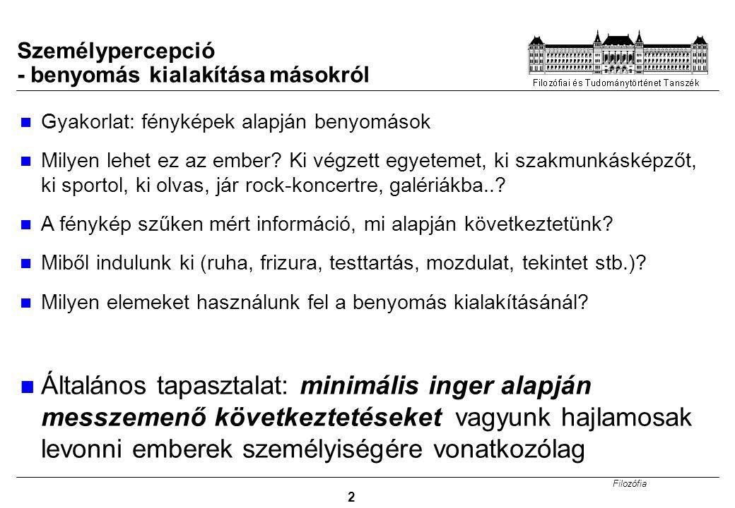 Filozófia 13 Pl.
