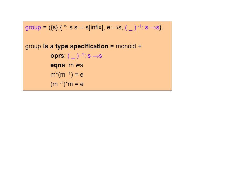 ring = ({s},{ z:  s, * : s s  s[infix], + : s s  s[infix], - : s  s}.
