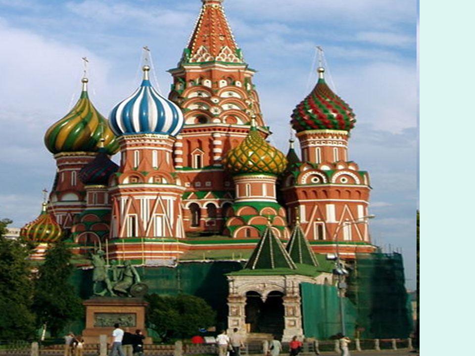 A Vaszilij Blazsennij- székesegyház
