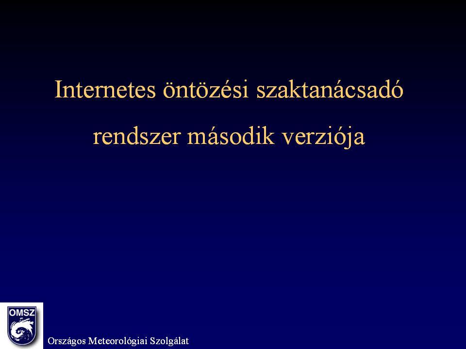 Magyarországi aszálytendenciák